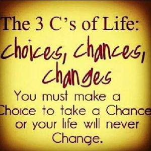 3 cs in life